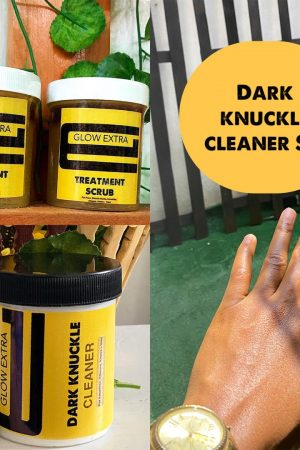 Dark Knuckle Cleaner Set