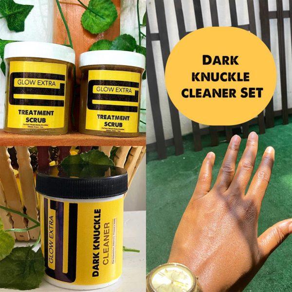 Dark Knuckle Cleaner Set