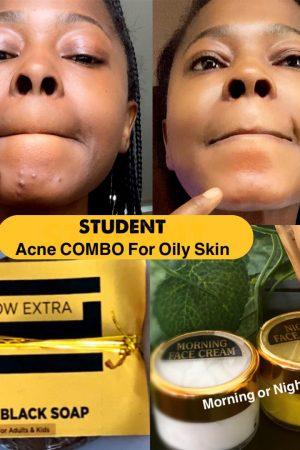 Student Acne Eraser Combo