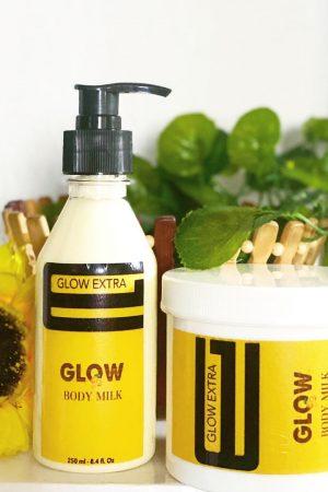 Caramel Glow Body Milk
