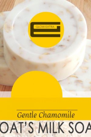 Gentle Chamomile Goat's Milk Soap