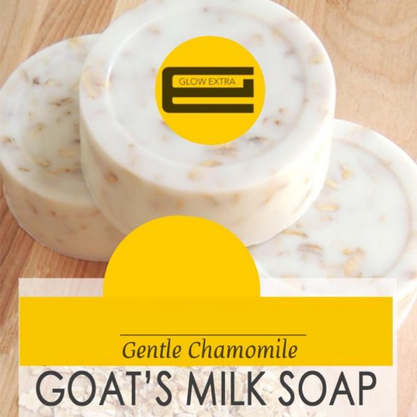 Gentle Chamomile Goat's Milk Soap