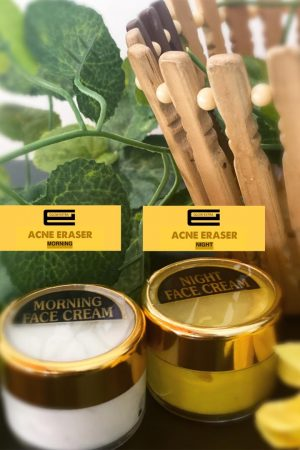 Acne Eraser Morning & Night Cream