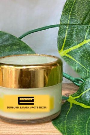 Sunburn & Dark Spots Cream